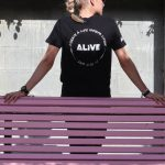 Alive charity T-shirt